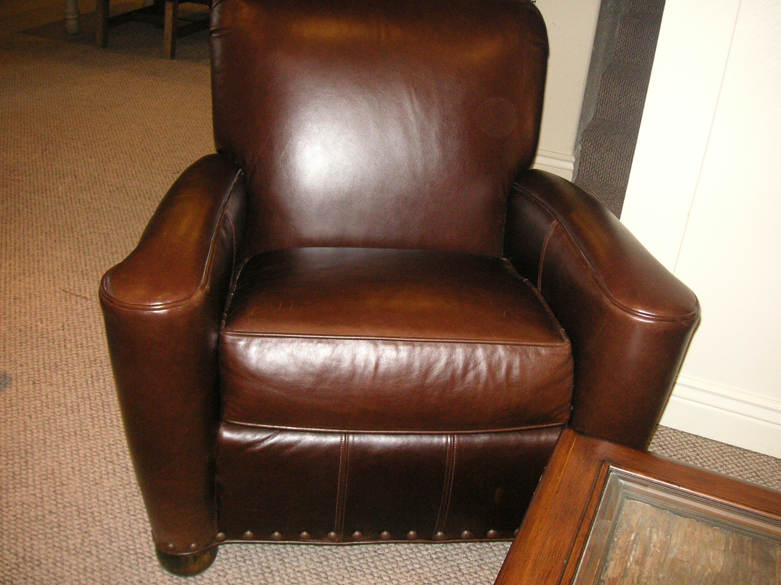 English Arm Pub Chair