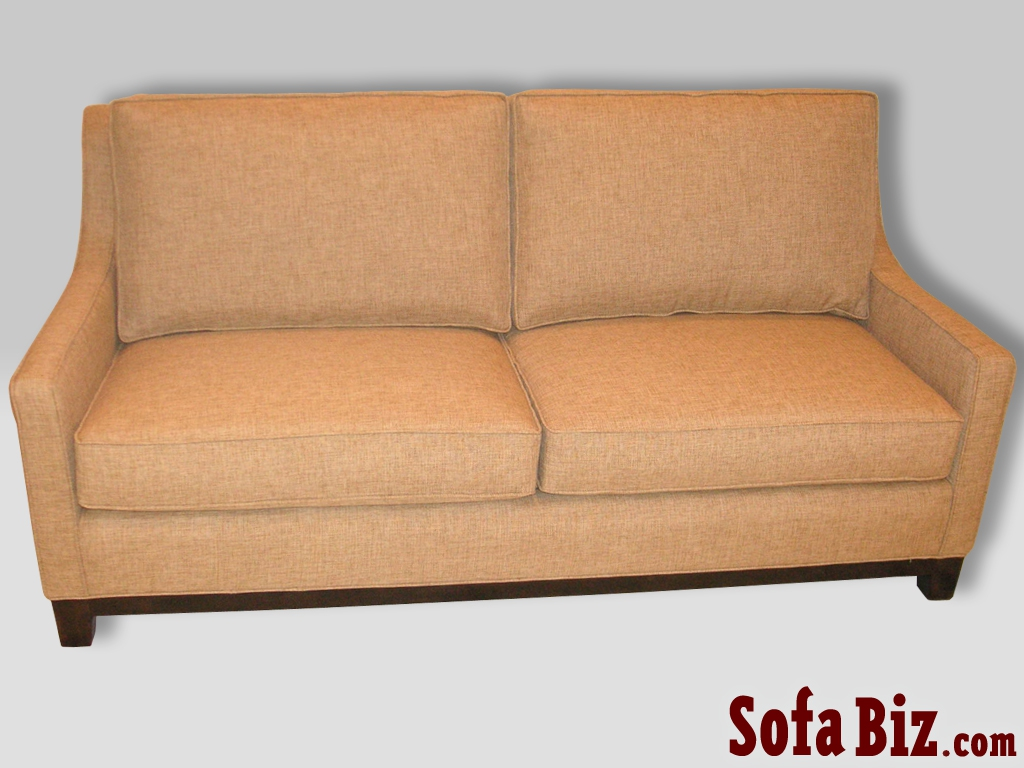 Lawson Two Cushion Sofa · English Arm Sofa