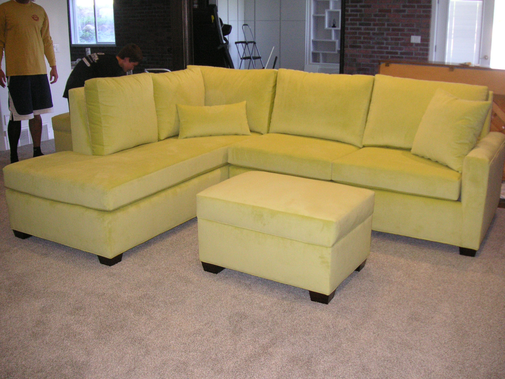Maxwell Chaise Sectional