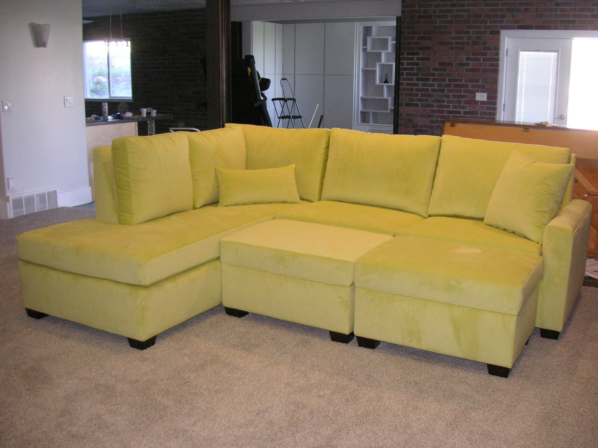 Maxwell Chaise Sectional II