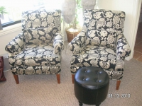 Twin Lounge Chairs