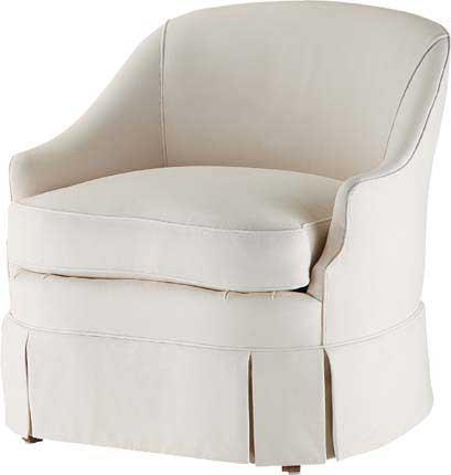 Barrell English Chair